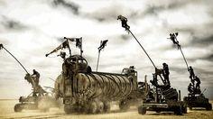 Mad Max:Fury Road - The War Rig (Photo: Roadshow).