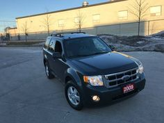 2009 Ford Escape XLE, Auto, Leather,Sunroof, 3/Y warranty availa $7450