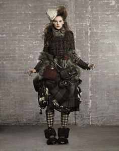 fakingfashion: New York Times T Style Women's Fall 2010 | Going Places