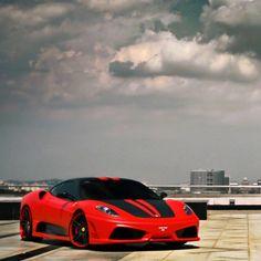 Ferrari Scuderia 777 #ferrari