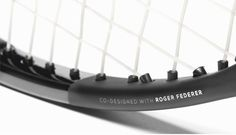 The New Pro Staff RF97 Autograph Racket: Designed by Roger and Wilson