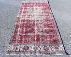 Turkish rug Oushak rug Vintage rug Turkey rug by turkishrugstar Black Rug, Vintage Rugs, Bohemian Rug, Etsy Seller, Turkey, Decor, Decoration, Black Carpet, Turkey Country