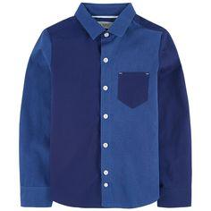 Bi-colored shirt