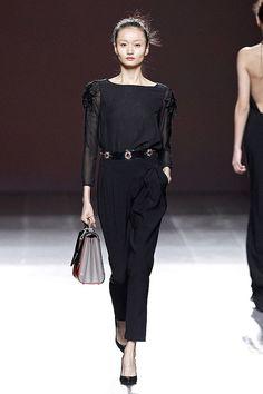 Esther Noriega Fashion Week Madrid Otoño invierno 2016-2017