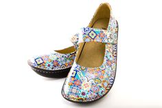 Alegria Paloma Aztec Tile - on #closeout for $69! | Alegria Shoe Shop #AlegriaShoes