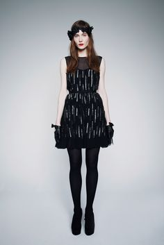Fall 2013 Ready-to-Wear - Erin Fetherston