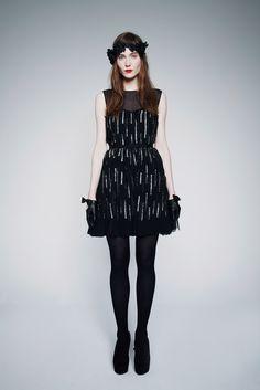 Fall 2013 Ready-to-Wear - Erin Fetherston