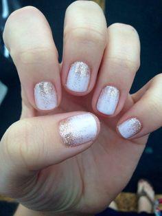 winter nails!!