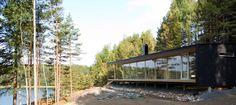 Villa Olli and Brina | Woodarchitecture.fi