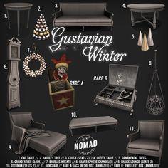 NOMAD - GUSTAVIAN WINTER