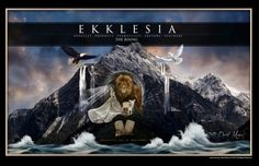 Prophetic Art of David Munoz~ EKKLESIA The Apostle, The Prophet, The Evangelist, The Pastor and The Teacher.  One bride, one body, as He always wanted to be. The Ekklesia is rising in a new level of understanding,