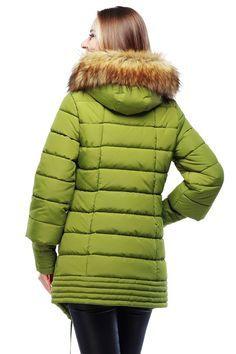 Женское зимнее пальто Терри Нью Вери (Nui Very) в Украине по низким ценам - 63030b515d26