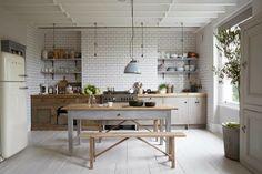 Méchant Design: kitchen love