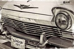 Ford Fairlane by Enea H. Medas  on 500px