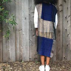 "Gefällt 460 Mal, 22 Kommentare - Jess Feury / Textiles (@jessfeury) auf Instagram: ""SOLDAvailable (front or back)"""