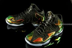 Nike Basketball is preparing to release a series of EXT editions of the LeBron XI in the near future. The builds for the EXT line will ditch the technical Best Basketball Shoes, Basketball Sneakers, Nike Basketball, Sneakers Nike, Lebron 11, Nike Lebron, What The Lebron, Baskets, Nike Design