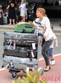 Gwiazdy w podróży: Coleen Rooney #polkipl