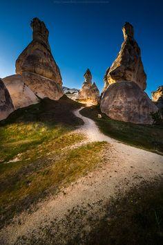 Goreme rocks - Cappadocia, Turkey