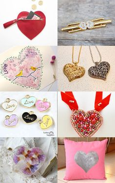 Give your Heart by carole on Etsy--Pinned with TreasuryPin.com