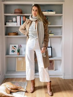 White And Warren, Classic Style, My Style, Cashmere Wrap, Style Challenge, Camel Coat, Minimal Chic, Autumn Winter Fashion, Winter Style