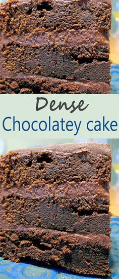 65 Ideas For Chocolate Desserts Plated Cake Recipes Chocolate Pie Filling, Amazing Chocolate Cake Recipe, Chocolate Trifle, Best Chocolate Cake, Healthy Chocolate, Chocolate Desserts, Melting Chocolate, Healthy Cake Recipes, Delicious Cake Recipes
