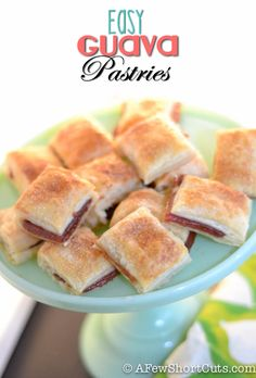 Easy Guava Pastries #Recipe (Pastelitos de Guayaba)