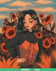 A community for all the anime artists out there. Arte Do Kawaii, Kawaii Art, Cartoon Art Styles, Cute Art Styles, Kunst Inspo, Art Inspo, Art Drawings Sketches, Cute Drawings, Aesthetic Anime