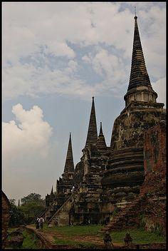 Phra Nakhon Si Ayutthaya, Thailand!