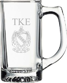 Engraved Fraternity & Sorority Mugs