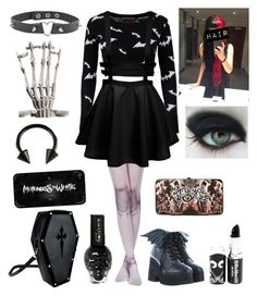 """Style #258"" by katlanacross ❤ liked on Polyvore featuring Iron Fist, women's clothing, women's fashion, women, female, woman, misses and juniors"
