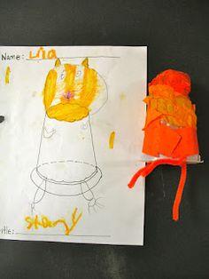Adventures of an Artist Teacher: 1st grade
