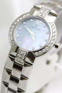 Concord La Scala Diamond Markers Diamond Bezel and Lugs Mother of Pearl Dial Women's Watch  $2,995.00   #concord watches #luxury watches