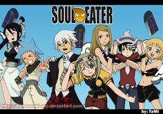 Soul Eater clothing swap