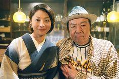 ドラマ「下北沢ダイハード」がクランクイン。案内人として出演する古田新太と小池栄子の写真が公開された。