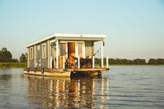 Hausboot-Tour