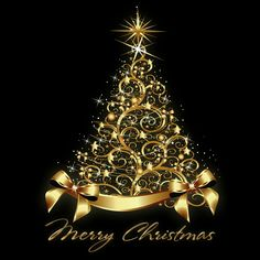 Have your self a merry little christmas (cover by Jay. Merry Christmas Text, Merry Christmas Pictures, Merry Christmas Wallpaper, Christmas Scenery, Christmas Cover, Gold Christmas, Christmas Greetings, Beautiful Christmas, Elegant Christmas