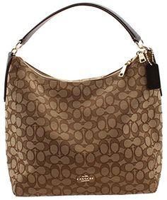 cfb72a926db9 Chic Coach Outline Signature Celeste Hobo Shoulder Crossbody Bag Purse  Handbag Women Bag.   185.00
