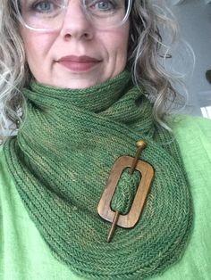 Yvette Zijffers - scarf via Facebook group