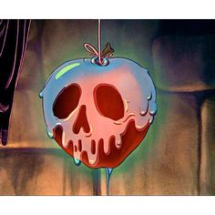 Original animated poison apple. Rather classical, would be nice to add.