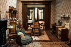 Tina and Queenie's Apartment, Fantastic Beasts