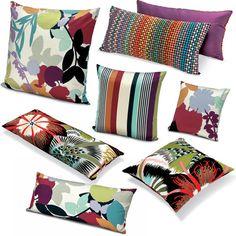 missoni . pattern . colour