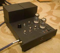 Lamm Ml2.2 SET amplifier #audio