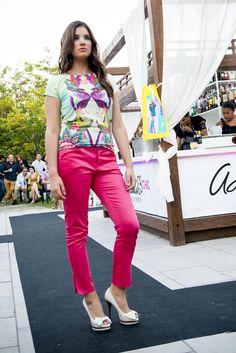 #moda #primavera #verano #fashion #amarillolimon #pasarela