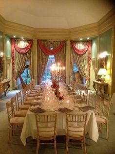 Marlfield House, Courtown Road Gorey, Co. Blue Books, Regency, Valance Curtains, Ireland, Wedding Decorations, Weddings, House, Beautiful, Home Decor