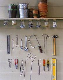 Martha Stewart Tool Wall
