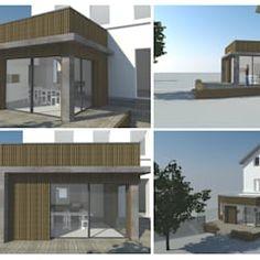 7 Besten Moderne Hauser Bilder Auf Pinterest Haus Grundriss