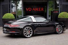 Porsche 991 Targa 4S - Occasion - VD AKKER