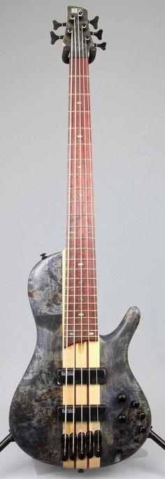 Ibanez SRSC805 5-String Workshop Series Bass Guitar