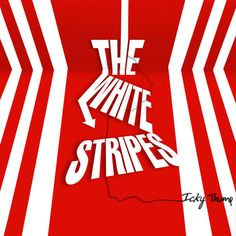 Use of shapes or stripes in the abstract is permitted. Good use of perspective here. The White Stripes
