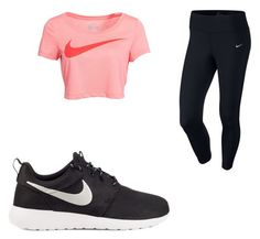 """""""NIKE✔️"""" by zoe-e23 ❤ liked on Polyvore featuring NIKE"""